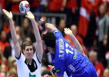 França : Alemanha - Campeonato do Mundo Seniores Masculinos 2019 - foto: IHF