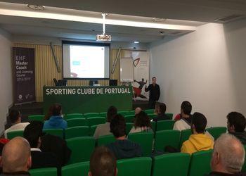 Curso de Treinadores EHF Pro Master Coach - Turma 2 - Javier Sabaté