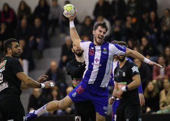 Miguel Martins - Águas Santas Milaneza : FC Porto Sofarma - Campeonato Andebol 1 - foto: PhotoReport.In