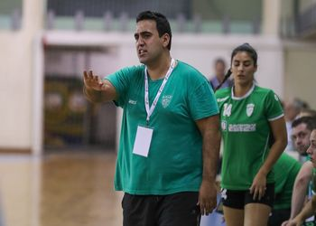 Vasco Ramos - CA Leça - Campeonato 1ª Divisão Feminina - foto: PhotoReport.In