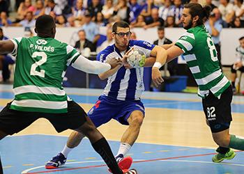 Antevisão - Sporting CP : FC Porto Sofarma - Campeonato Andebol 1 - Foto: PhotoReport.In
