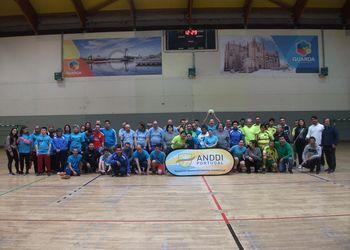 Campeonato Regional do Centro de Andebol-5 ANDDI - 3ª Jornada - Guarda