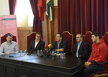 Conferência de Imprensa - Portugal : França - Guimarães - 11/03/2018