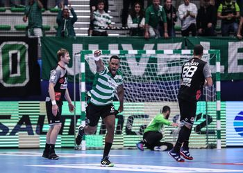 Sporting CP : Dínamo Bucareste - Velux EHF Champions League - foto: PhotoReport.In