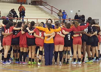 Torneio Seleções Regionais Femininas - Alcobaça - 15/12/2018
