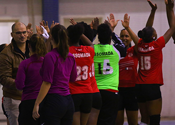 Assomada - Campeonato 1ª Divisão Feminina - foto: PhotoReport.In