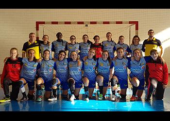 Seleção Madeira - Torneio Seleções Regionais Femininas - Alcobaça - 16/12/2018