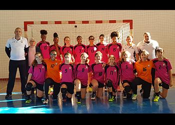 Seleção Lisboa - Torneio Seleções Regionais Femininas - Alcobaça - 16/12/2018
