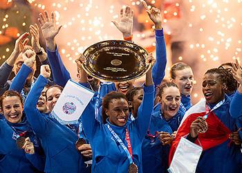 Campeonato da Europa 2018 - França Campeã - 16/12/2018
