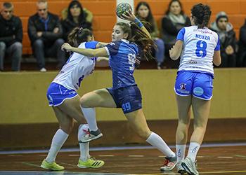JAC Alcanena : ARC Alpendorada - Campeonato 1ª Divisão Feminina - Foto: PhotoReport.In