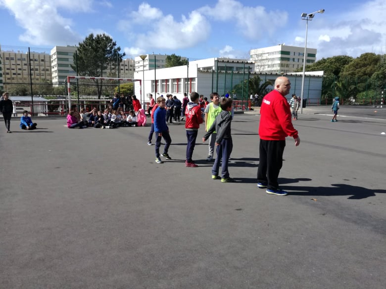 CF Sassoeiros - Torneio Escolar Escola Conde de Oeiras