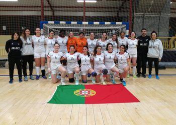 Seleção Nacional de Sub-17 Feminina 2018-2019
