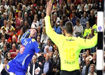 França : Espanha - Campeonato do Mundo Seniores Masculinos 2019 - foto: IHF