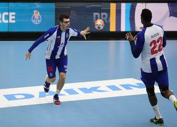 Rui Silva e Alexis Borges - FC Porto Sofarma - EHF Cup - foto: PhotoReport.In