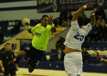 Elledy Semedo - CF Belenenses : AM Madeira A. Sad - Campeonato Andebol 1 - foto: PhotoReport.In
