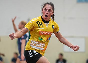 Helena Soares - Colégio de Gaia Toyota : Madeira SAD - Campeonato 1ª Divisão Feminina - Foto: PhotoReport.In