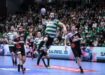 Carlos Carneiro - Sporting CP : Dínamo Bucareste - Velux EHF Champions League - foto: PhotoReport.In