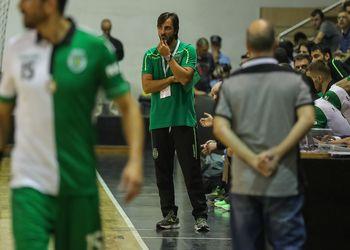Águas Santas Milaneza : Sporting CP - Campeonato Andebol 1 - foto: PhotoReport.In