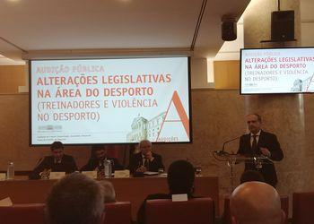 Miguel Laranjeiro - Audição Pública