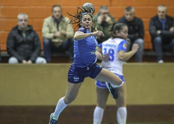 ARC Alpendorada : JAC Alcanena - Campeonato 1ª Divisão Feminina - Foto: PhotoReport.In