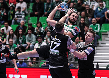 Sporting CP : Dinamo Bucuresti - Velux EHF Champions League - Foto: PhotoReport.In