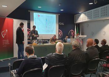 Sorteio - Fase Final Campeonato Andebol 1 2018-19