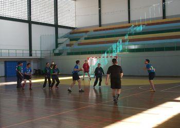 ANDDI - 1ª Jornada CR Centro Andebol-5 - Porto de Mós 2019