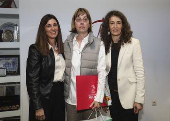 Paula Marisa Castro - homenagem COP - Dia Internacional da Mulher 2019 - foto: Comunicação COP