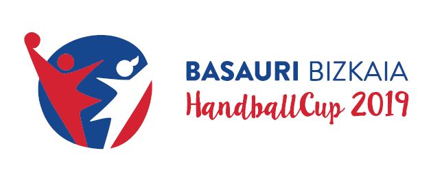 Logo I Basauri Bizkaia Balonmano Cup 2019