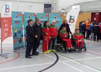 Dia Paralímpico Municipal de Braga - 04.12.2018