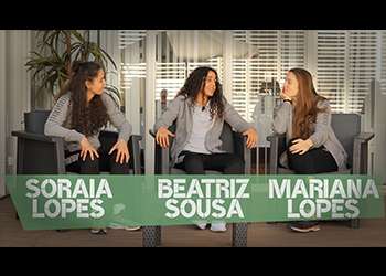 Teaser Time-Out | Episódio 1 | Beatriz Sousa, Mariana Lopes e Soraia Lopes
