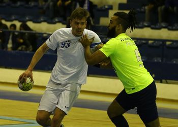 AM Madeira A. Sad : CF Belenenses - Campeonato Andebol 1 - foto: PhotoReport.In