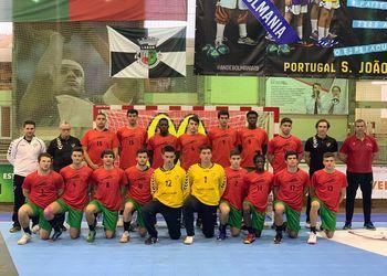 Seleção Nacional Sub-17 Masculinos