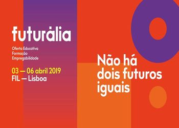 Cartaz Futurália 2019