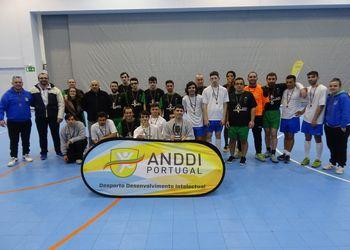 ANDDI: Clube Gaia vence Taça de Portugal de Andebol-7