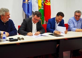 Assinatura de Protocolo - CM de Tondela