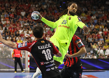 Velux EHF Champions League - Barça Lassa : HC Vardar - Final 4 - Foto: Nuno Fonseca