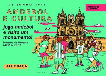 Andebol e Cultura - Alcobaça, 08.06.2019