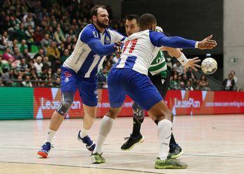 Sporting CP : FC Porto Sofarma - Campeonato Andebol 1 - foto: PhotoReport.In