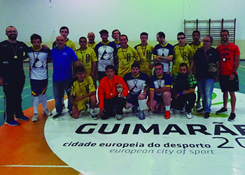 Fase Final do Campeonato Regional do Norte de Andebol-5