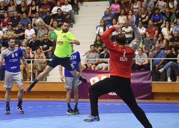 AM Madeira A. Sad : CSM Bucareste - 1ª Mão - Final - Challenge Cup