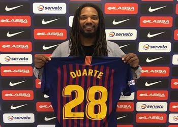 Gilberto Duarte - Barça Lassa