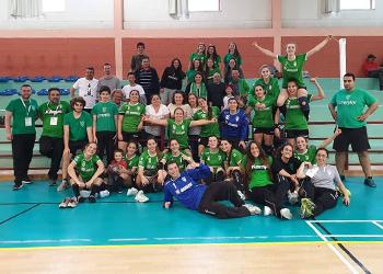 NAAL Passos Manuel : CA Leça - Campeonato 1ª Divisão Feminina