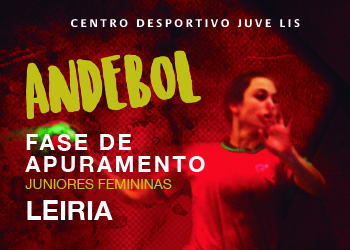 Cartaz - Fase de Apuramento - Campeonato Nacional de Juniores Femininos 2018/2019