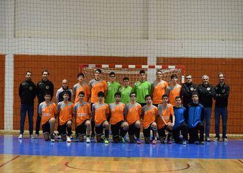 BECA - Juvenis Masculinos 2ª Divisão 2018-2019