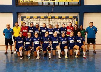Alavarium - Juniores Femininas 2018/2019