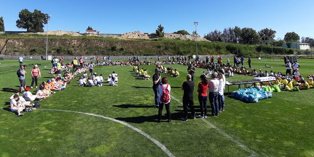 Andebol 4 Kids - Encontro Distrital 2019 em Tondela