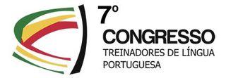 Logo 7º Congresso Treinadores de Língua Portuguesa