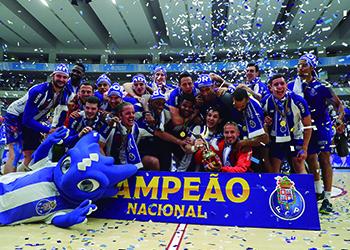FC Porto Sofarma - Campeão Nacional 2018/2019 - Foto: PhotoReport.In