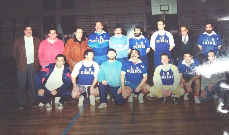 26º Encontro de Antigos Atletas de Andebol na Guarda